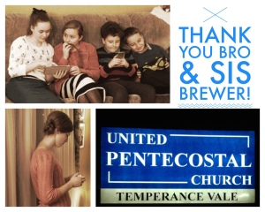 United Pentecostal Church, Temperance Vale, New Brunswick