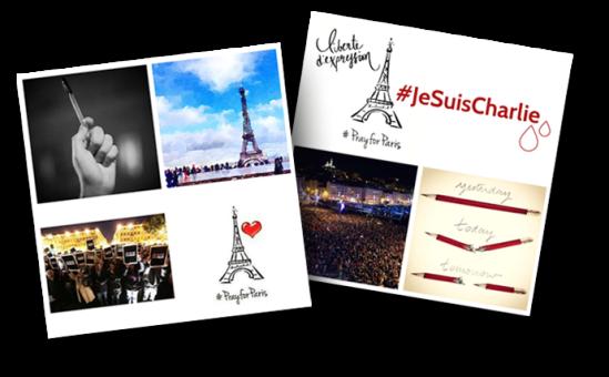 JeSuisCharlie, Charlie Hebdo