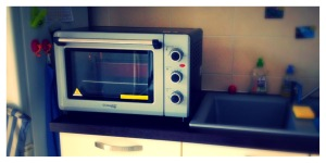 mini oven, new way of cooking