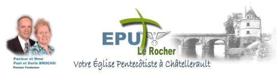UPC of Châtellerault, website