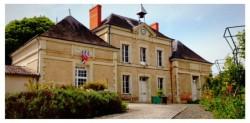 Targé, Commune de la Vienne, Mairie, City Hall