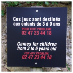 Château de Chenonceau, Translation, Translation error