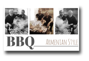 BBQ, Armenian, Châtellerault