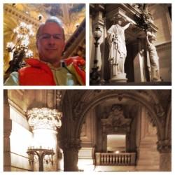 Opéra Garnier, Garnier Opera, Grand Escalier
