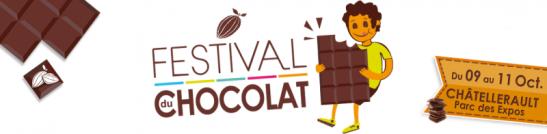 Festival du Chocolat, Chocolate Festival, Châtellerault,