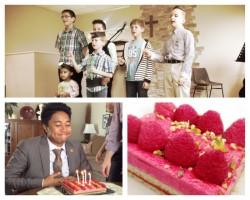 École du dimanche, Sunday School, birthday, EPU Châtellerault, United Pentecostal Church, Châtellerault