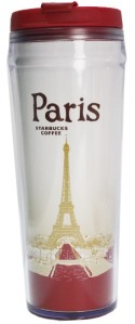 Starbucks, France, Paris