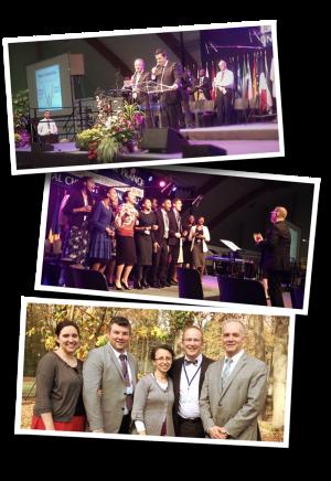 Dammarye-les-lys, European Youth Convention, EPUFrance, Église Pentecôtiste Unie, Baron Jen Carson, AIM, AIM2Go