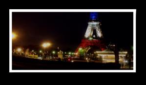 Eiffel Tower, Carrousel, Trocadero, Paris