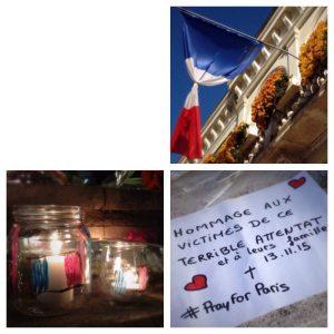 #ParisAttacks, Châtellerault, la France, Prière, #PrayforFrance