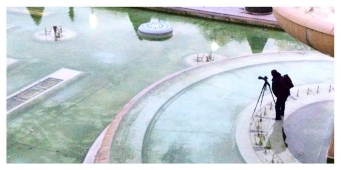 Trocadero, photography, photographer, fountain