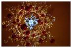Carrousel du Louvre, Christmas, Paris, Snowflake