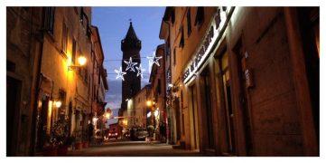 Peccioli, Tuscany, Toscana, Natale, Christmas