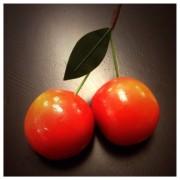 Cherries, Marzepan