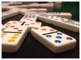 Turkey Foot, Dominoes, Family Games