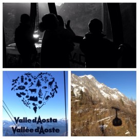 Skyway, Monte Bianco, Alps, Mountains, Val d'Aosta