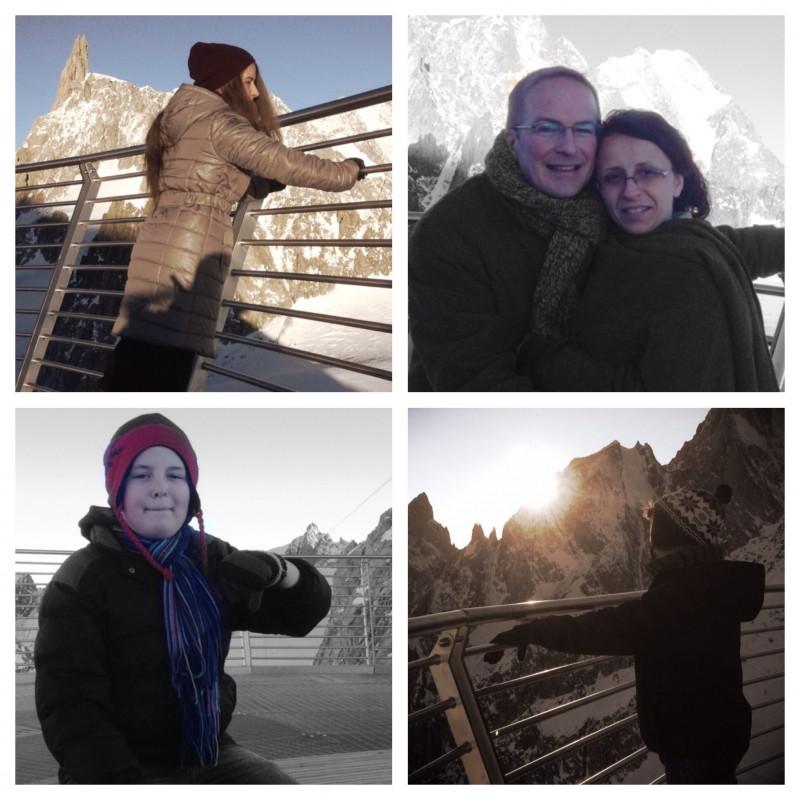 Helbronner, Alps, Monte Bianco, Mont Blanc