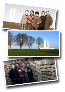 Vimy Ridge, Crête Vimy, Canadian Memorial, Canada, Veterans' Affairs, World War 1, WWI