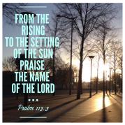 Psalm 113, #devotion, #Bible, Bible Quotes, Ivry sur Seine
