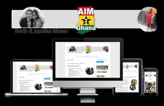 UPCI, Global Missions, AIM, Associates in Mission, AIM2Go, Ghana, Nick & Pam Sisco, Devin Moore