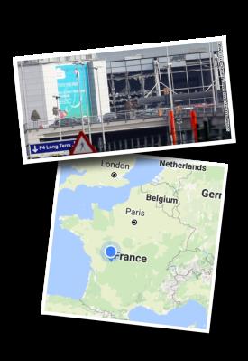 Brussels Attacks, Jihad, March 22, 2016, Terrorism