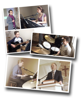 Paul & Darla Brochu, missionaries, UPCI, Global Missions, France, pentecostal music