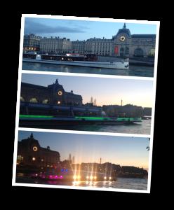 Seine River, Musée d'Orsay, Bateaux Mouche, River Cruise, Bateaux Parisiens, Vedettes du Pont Neuf