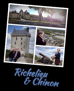 Richelieu, Chinon, Forteresse, Indre-et-Loire, Patrimoine, Cardinal