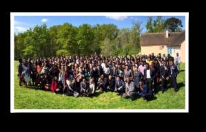 Bellebouche, Retraite de jeunes, JeunesEPU, UPC France