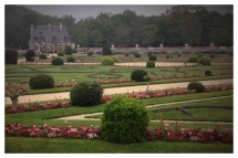 Château de Chenonceau, Chenonceau, France, Castle, Loire Valley, Flower arranging, Floral Design, parterre, French Garden