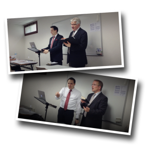 MIssionary, Nathan Harrod, Barcelona, Spain, UPCI, Global Missions, Los Pentecostales de Barcelona