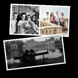Fontainebleau, Napoleon, Josephine