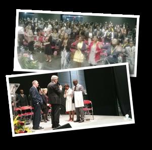 convention de pentecôte, ordination, arras, EPU France, Église Pentecôtiste Unie, France, Jean Claude Nowacki, Paul Brochu, Valéry Agba