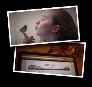 oisillon, baby bird, rescue, kiss