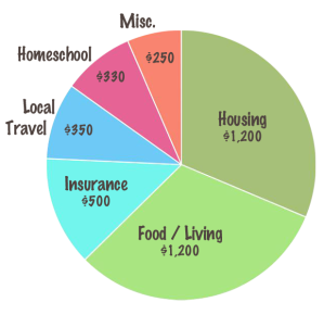 2016 Budget Breakdown