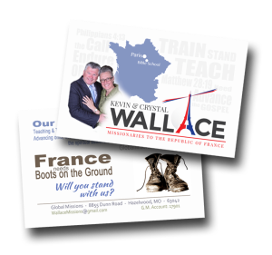 UPCI Global Missions, France, Kevin Wallace,
