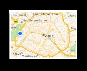 AirBNB, Paris, Passy