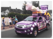 Tour de France, #TDF2016, étape 4, stage 4, Châtellerault, haribo, chamallows,