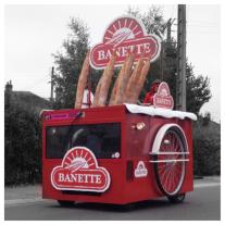 Tour de France, #TDF2016, étape 4, stage 4, Châtellerault, Banette, baguette, french bread