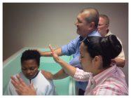 église pentecôtiste unie, protestant, Châtellerault, EPU, baptême par immersion, au nom de Jésus