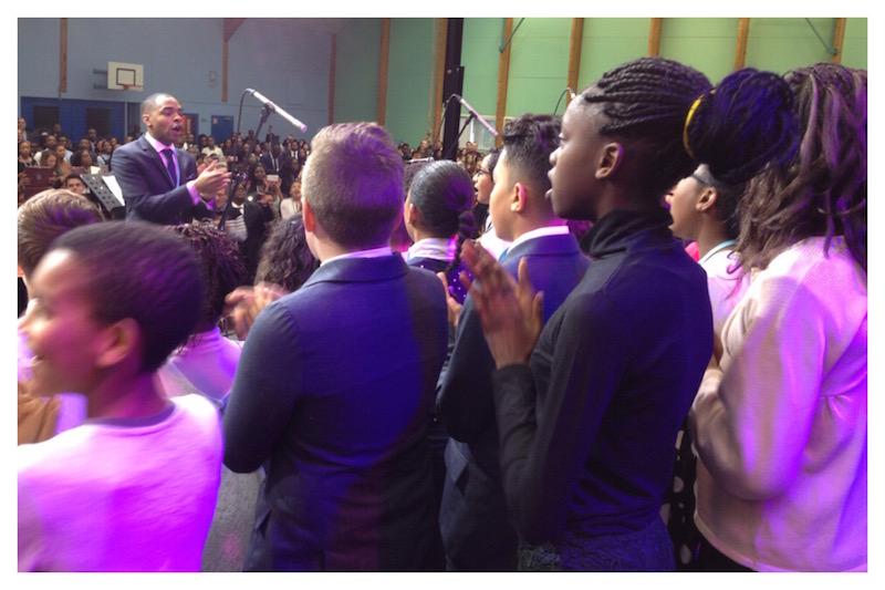Kids Choir, Chorale des Enfants, UPCI France, EPU France, Convention de Jeunes, Youth Convention, Jérémie Fleuriot