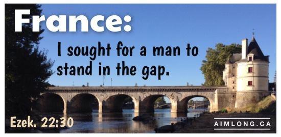 images of France, Pictures of France, Bible Verse, AIMLong.ca, AIMLong, Châtellerault, pont henri IV, Henry 4th bridge