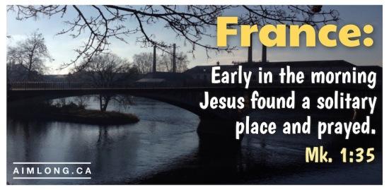 images of France, Pictures of France, Bible Verse, AIMLong.ca, AIMLong, chatellerault, pont camille de hogues, manufacture, la vienne