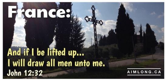 cross, old iron cross, Bible Verse, AIMLong.ca, AIMLong