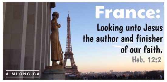 images of France, Pictures of France, Bible Verse, AIMLong.ca, AIMLong, Paris, Eiffel Tower, Trocadero