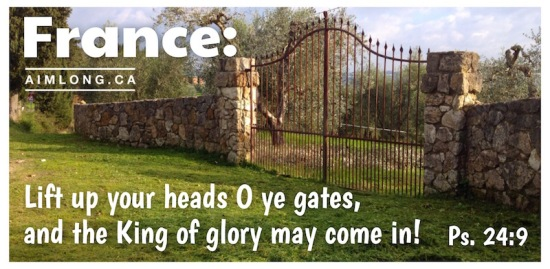 Gate, stone wall, Bible Verse, AIMLong.ca, AIMLong
