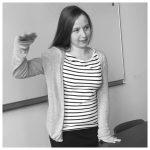 Sophie @ l'Université dePoitiers