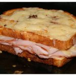 France's Croque Monsieur… quick & hearty!
