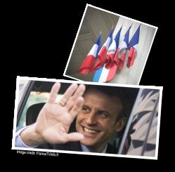 Emmanuel Macron, French President