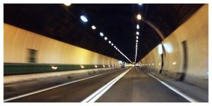 Tunnel du Mont Blanc, highway tunnel